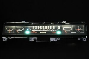 1968 69 70 Plymouth Road Runner Charger Dash Cluster Gauges Coronet