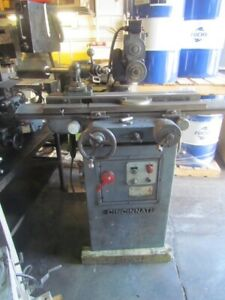Cincinnati 2 Tool Cutter Grinder W Ricaleiu Attachment I 968