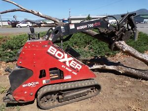 2017 Boxer 700hdx Mini Skid Steer