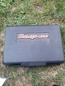 Snap On Model Ct4410a Cordless Impact Wrench Tool Box Case Case Only