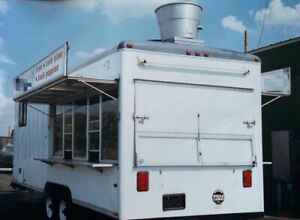9 X 22 Wells Cargo Mobile Kitchen Food Concession Trailer For Sale In Illinois