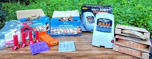 Royal Sovereign Co 2000 Easy Sort Electric Coin Sorter Lot W Extras Rolls Trays