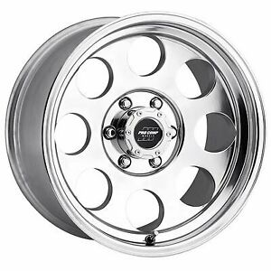 Pro Comp Series 1069 16x10 With 6 On 5 5 Polished 1069 6183