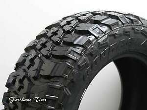 4 New Lt265 75r16 Federal Couragia M t Load Range E Tires 265 75 16 2657516