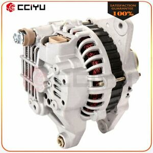Alternator For Mitsubishi Truck Montero V6 3 5l 3497cc 215cid 2001 2002 Md370480