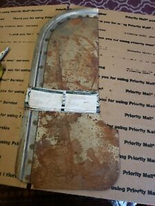 Jaguar Xk140 Xk 140 Fhc Or Ots Right Shut Pillar New