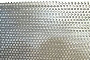 1 8 Holes 16 Gauge 304 Stainless Steel Perforated Sheet 8 5 X 8 5