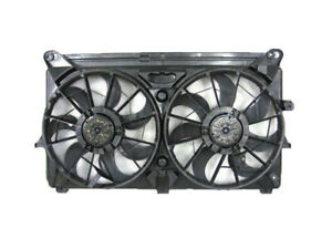 Replacement For Silverado Sierra 05 06 07 Electrical Cooling Fan Assembly
