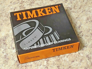 Timken 395 Tapered Roller Bearing Industrial Replacement Part Brand New