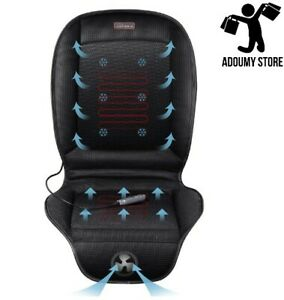New Seat Cushion With 3 Levels Cooling And 2 Levels Heating For Car Truck