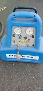 Promax Pro Vax Refrigerant Recovery System