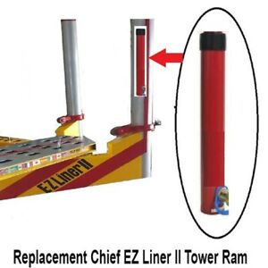 Replacement Chief Ez Liner Ii Tower Ram 5 ton Ram 10 Stroke Compare To 602378