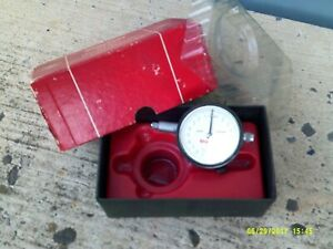 Starrett 25 161 Dial Indicator In Box
