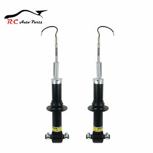 Pair Front Air Electric Shock Strut For Cadillac Chevrolet Tahoe Escalade New
