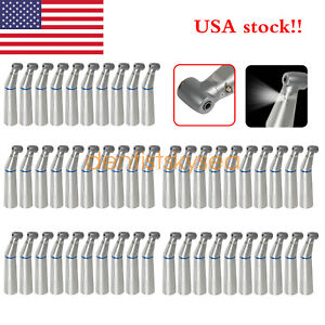 50pcs Yabangbang Dental Led E generator Contra Angle Internal Water Spray Yh
