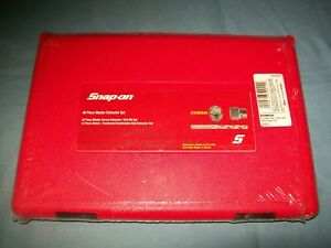 New Snap on Exdms48 Multi spline Spiral Flute Master Extractor Set Drill Bits