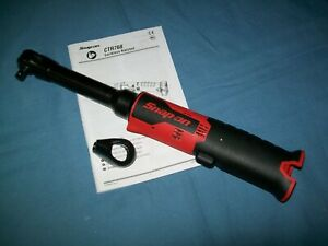 New Snap On Lithium Ion Ctr768db 14 4v 3 8 Drive Brute Long Reach Ratchet Only