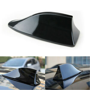 Shark Fin Style Auto Car Roof Radio Am Fm Signal Aerial Antenna Cover Receive Us