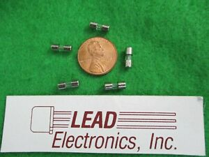 Qty 5 Fast Acting 3 6mm X 10mm 5 amp Fuse 2ag Mini Micro 5a