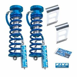 King Shock 25001 146 Front 2 5 Remote Reservoir Coilover Conversion For F 250