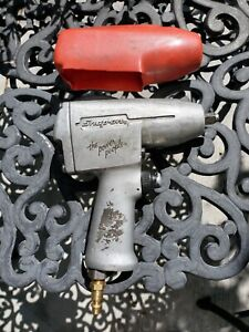 Snap On 3 8 Drive Im31 Pneumatic Air Impact Gun With Boot Cover