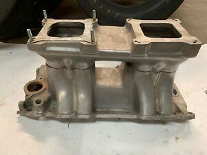 Chevy Big Block Tunnel Ram Intake Manifold 396 427 454 502 Gasser Race Lh1144