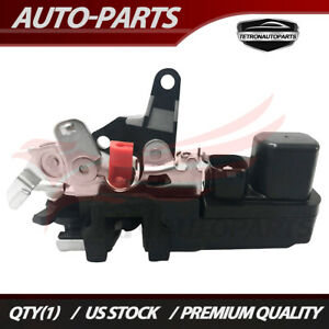 Front Door Latch Lock Actuator Rh Right Side For Dodge Ram 1500 2500 3500 4500