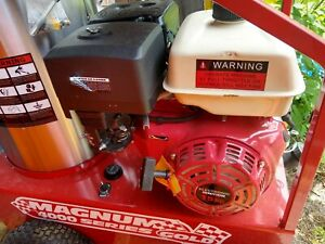 Easy Kleen Magnum Gold 4000 Hot Water Pressure Washer Self Contained