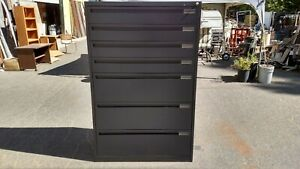 file Cabinet 7 Drawer Lateral 3 File 4 Card Drawers We Deliver Locally Nor Ca
