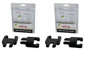 Fastway 95 01 5150 Set Of 4 Weight Distribution Hitch Sway Bracket Shields