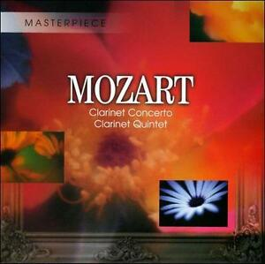 Clarinet Concerto / Clarinet Quintet -  - EACH CD $2 BUY AT LEAST 4 1998-04-07 -
