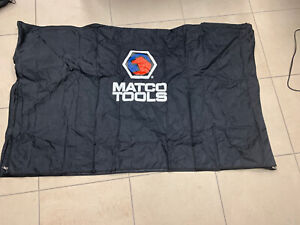 Matco Toolbox Cover Brand New Tools Black With Zippers Nice