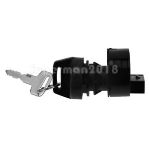 4 Pin Ignition Key Switch Fit For POLARIS ATV SPORTSMAN 500 2000 2001 MAGNUM