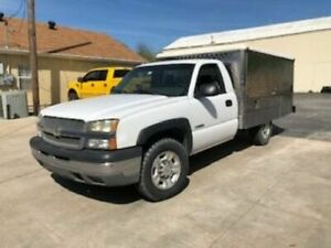 2003 Chevrolet 2500 Lunch Serving canteen Style Food Truck For Sale In Oklahoma