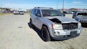 Spare Wheel Carrier From 2005 Jeep Grand Cherokee 7221990