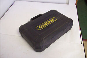 The Seeker 280 Video Inspection Camera System General Tools Carry Case Manual