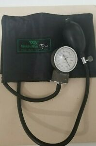 Professional Welch Allyn Tycos Manual Blood Pressure Aneroid Sphygmomanometer