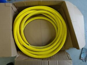 Mercedes Boostlite Hose 1 Nh X 100 400 Psi Yellow Fire Booster Reel