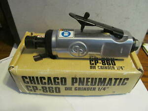 Chicago Pneumatic Cp 860 1 4 Die Grinder