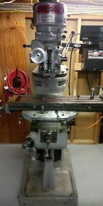 Bridgeport Milling Machine Used