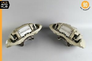 Mercedes W164 Ml63 R63 Amg M156 Front Left Right Brake Calipers Set Of 2 Oem