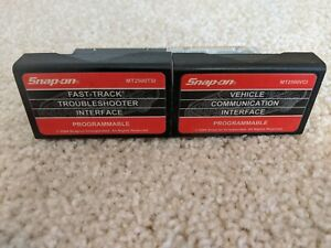 Snap On Mt2500tsi Mt2500vci Programmable Cartridges For Mt2500 Free Shipping
