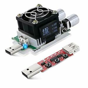 Usb Power Meter Eversame 35w Adjustable Constant Current Electronic Usb Load Te