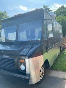 Gmc P3500 Food Truck Fully loaded Mobile Kitchen For Sale In New Jersey