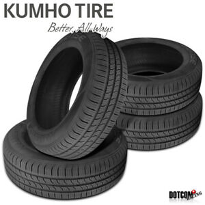 4 X New Kumho Sense Kr26 175 70r14 84t All Season Traction Tire