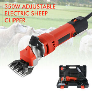 Sheep Goat Shears Clippers Electric Animal Shave Grooming Farm Supplies Xc810