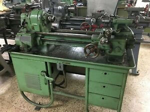 10 South Bend Quick Change Gear Engine Lathe