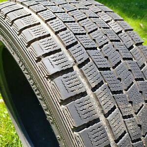 215 45 R17 87q Falken Espia Epz Studless Winter Tires Very Good Condition