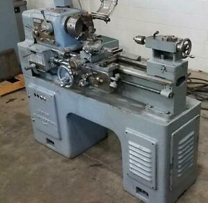 Indian Enterprise Engine Lathe Video 15 x 24 3 jaw 1000 Rpm 220v 3 ph