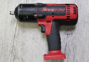 Snapon Snap On Ct8850 18v 1 2 Drive Monster Lithium Impact Gun Wrench